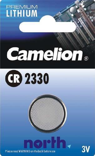 CR2330 | Bateria 3V 260mAh Camelion (1szt.),0