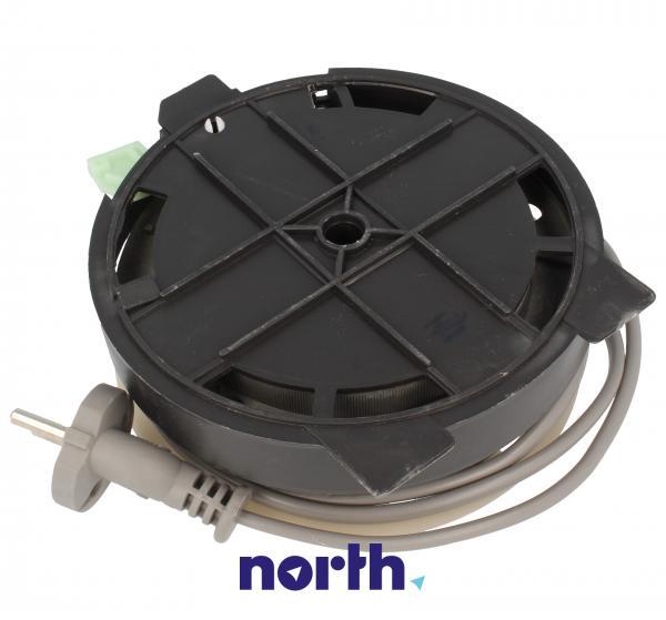 Rolka | Zwijacz kabla z wtyczką do odkurzacza RSRT9676,2