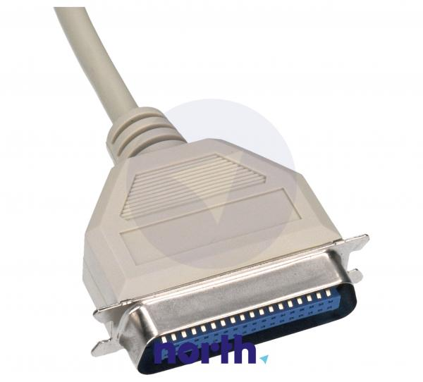 Kabel LPT 3m 36 pin (wtyk/ 25 pin wtyk) standard,1