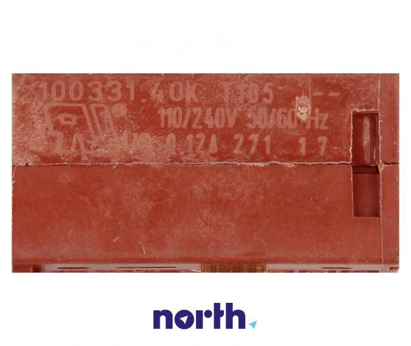 Siłownik klapki dozownika do zmywarki Siemens 00166635,3