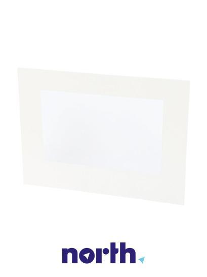 Szyba zewnętrzna drzwiczek do mikrofalówki 00204711,1