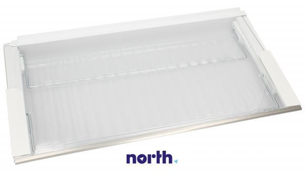 Szyba | Półka szklana kompletna do lodówki 00791258,0