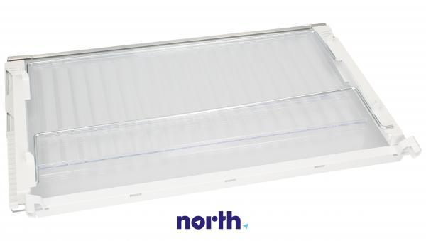 Szyba | Półka szklana kompletna do lodówki 00791258,1