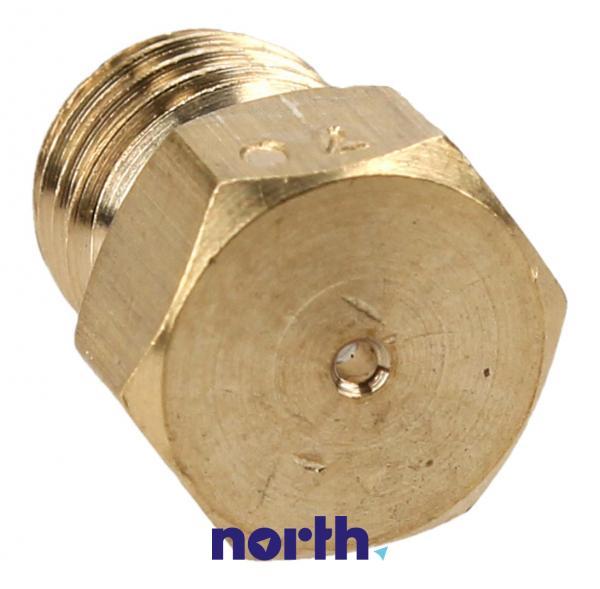 Dysza palnika średniego palnika średniego do płyty gazowej Indesit 482000022599,0