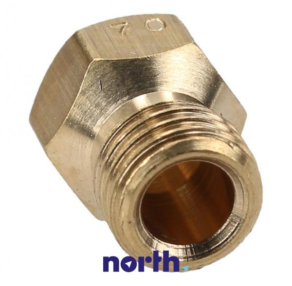 Dysza palnika średniego palnika średniego do płyty gazowej Indesit 482000022599,1