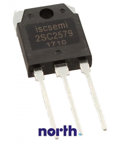 2SC2579 Tranzystor TO-3P (npn) 160V 8A 20MHz,0