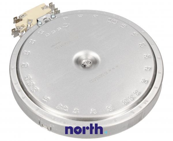 Pole grzejne średnie 1800W 180mm do płyty grzewczej Siemens 00647881,1
