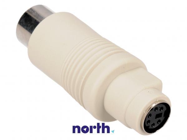 Adapter PS2 - DIN (gniazdo/ 5 pin wtyk) standard,1