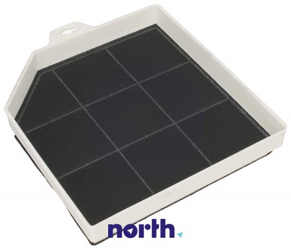 Filtr węglowy aktywny w obudowie do okapu Siemens 00299600,0