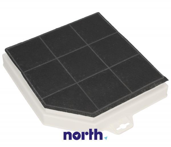 Filtr węglowy aktywny w obudowie do okapu Siemens 00299600,1