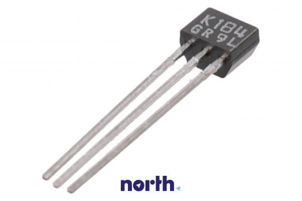 2SK184C Tranzystor 2-4C1C (n-channel) 50V 0.01A,0