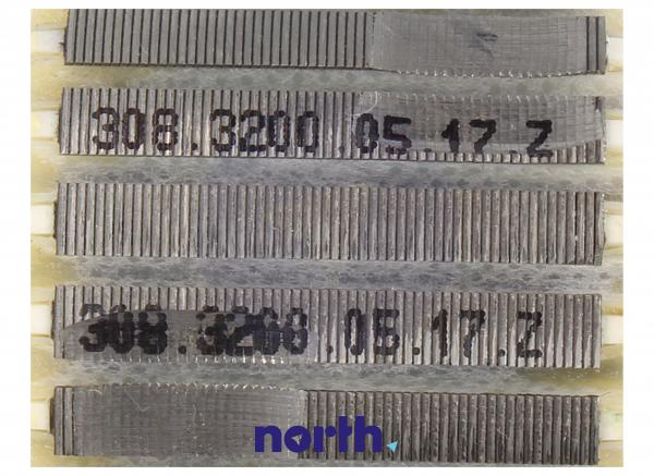 Wirnik silnika do odkurzacza ZELMER 00756307,2