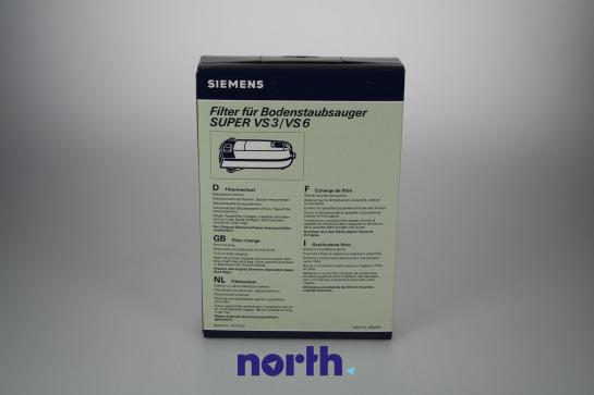 Worek Super VS3 VS6 do odkurzacza 10szt. - oryginał: 00459230,2