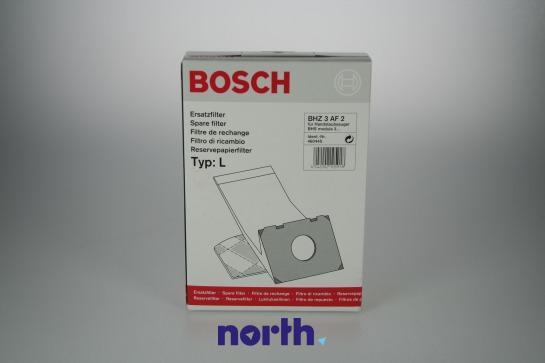 Worek do odkurzacza BH23AF2 BOSCH 8szt. 00460445,3