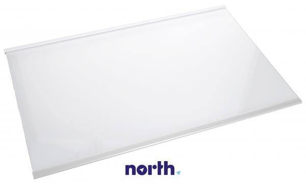 Szyba | Półka szklana kompletna do lodówki Whirlpool 480132101134,0