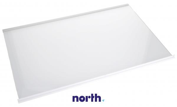 Szyba | Półka szklana kompletna do lodówki Whirlpool 480132101134,1