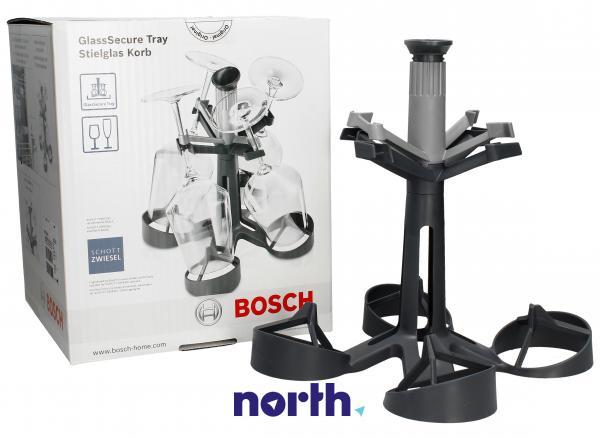 Wkładka | Półka na kieliszki do kosza na naczynia dolnego na 4 kieliszki do zmywarki Bosch 00791039,0