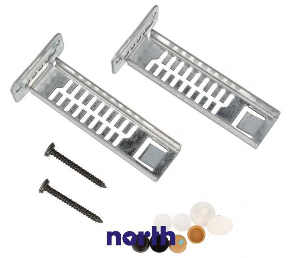 Zestaw montażowy cokołu do zmywarki Bosch 00166034,0