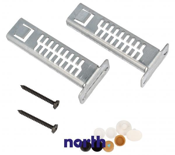 Zestaw montażowy cokołu do zmywarki Bosch 00166034,1