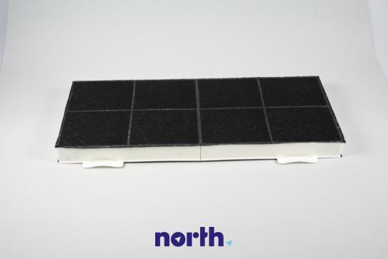 Filtr węglowy aktywny w obudowie do okapu Siemens 00460120,1