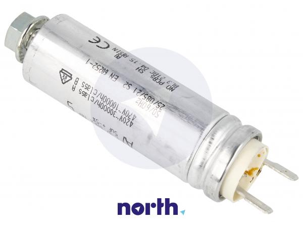 Kondensator rozruchowy pompy myjącej do zmywarki 00055114,1