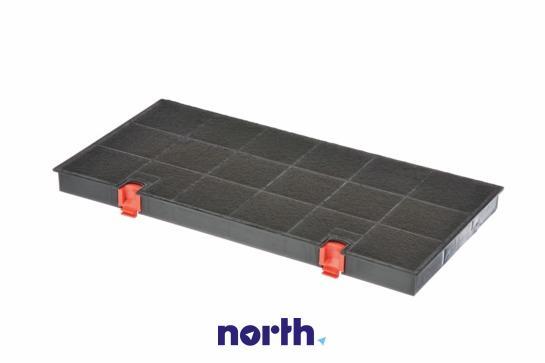 Filtr węglowy aktywny w obudowie do okapu Siemens 00460450,1