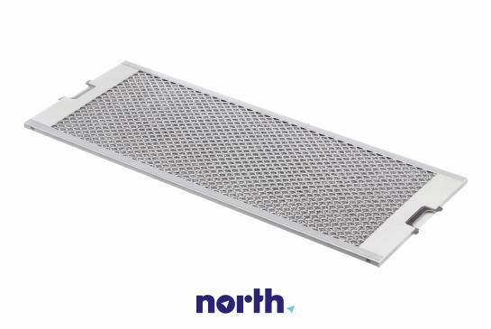 Filtr przeciwtłuszczowy (metalowy) kasetowy do okapu 00118555,1
