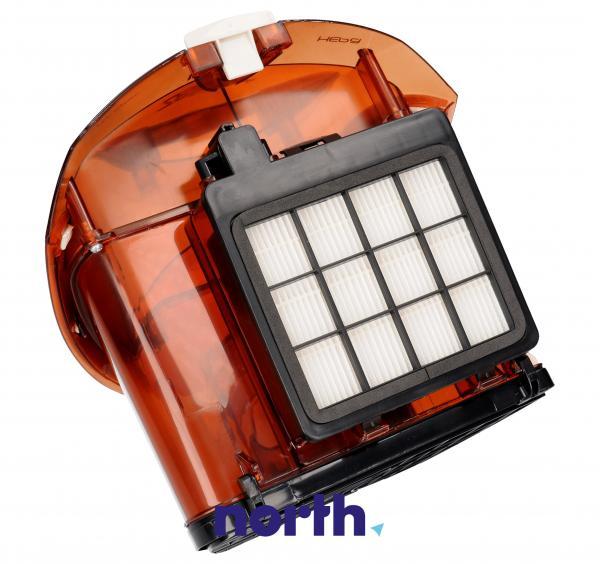 Pojemnik na kurz do odkurzacza - oryginał: 00793725,2