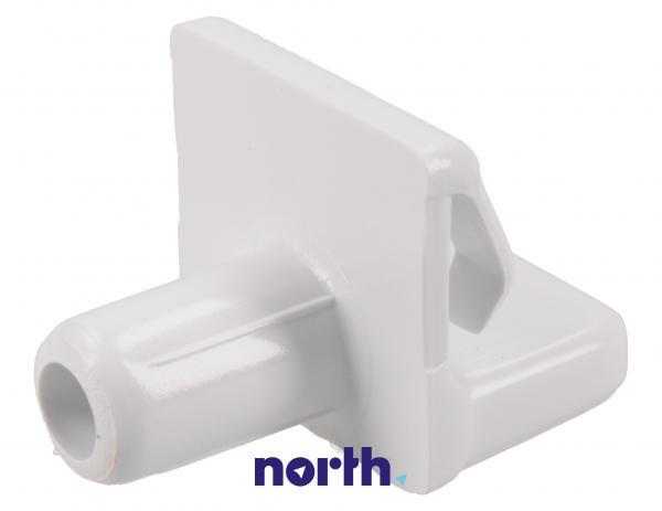 Uchwyt | Wspornik półki szklanej chłodziarki do lodówki Siemens 00165789,1