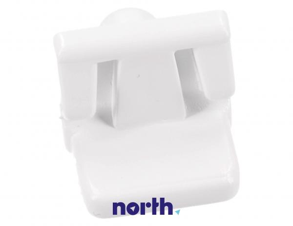 Uchwyt | Wspornik półki szklanej chłodziarki do lodówki Siemens 00165789,2