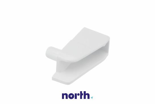 Uchwyt   Wspornik półki szklanej chłodziarki lewy do lodówki 00150693,1