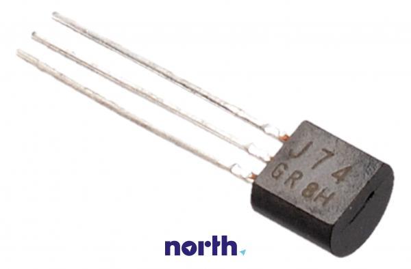 2SJ74 Tranzystor TO-92 (p-channel) 25V 0.01A 500MHz,0