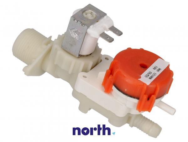 Elektrozawór wody do zmywarki Siemens 00096953,1