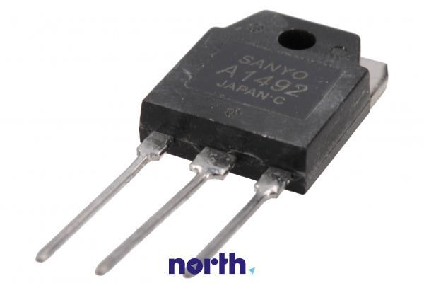 2SA1492 Tranzystor TO-3P (pnp) 180V 15A 20MHz,0