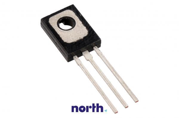 2SD600K Tranzystor TO-126 (npn) 100V 1A 130MHz,1