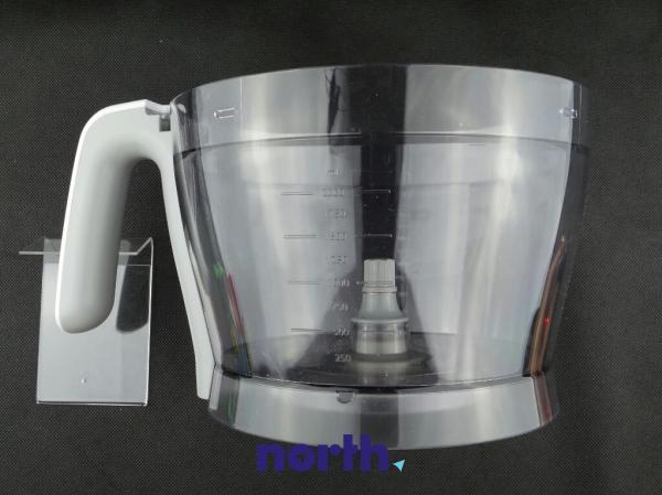 Misa | Pojemnik malaksera do robota kuchennego Philips 420303587910,0