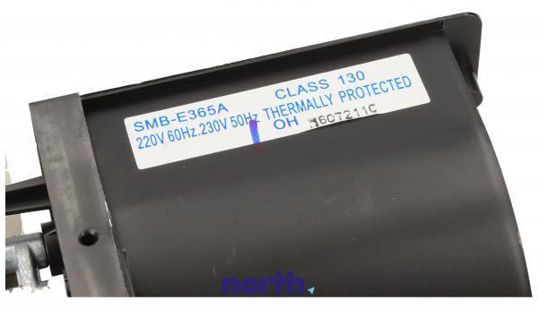 Wiatrak   Wentylator kompletny do mikrofalówki DE3100051A,2