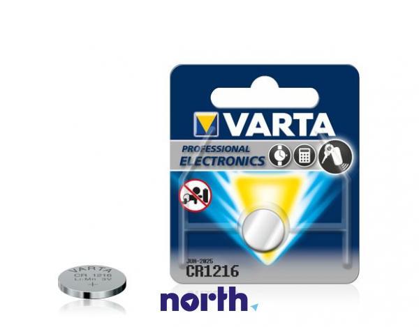 CR1216 | DL1216 | BR1216 Bateria 3V 25mAh Varta (1szt.),0
