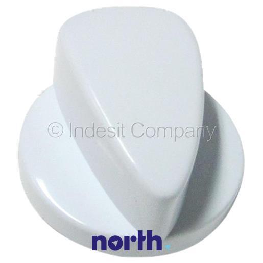 482000030972 C00269812 pokrętło białe (pw) eos WHIRLPOOL/INDESIT,0