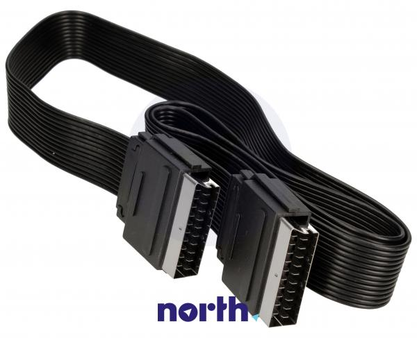 Kabel SCART 1m (wtyk/wtyk),0