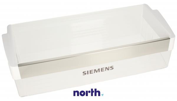 Balkonik   Półka na drzwi chłodziarki do lodówki Siemens 00673522,0