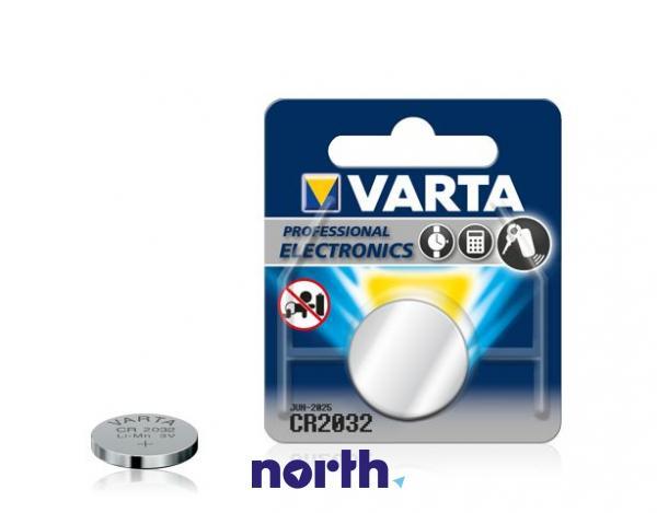 CR2032 | DL2032 | Bateria litowa 3V 230mAh Varta (1szt.),0