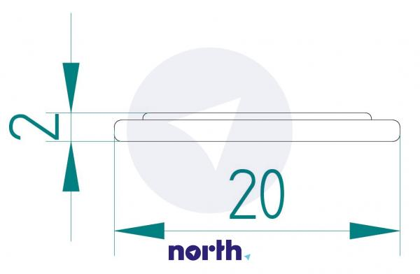 CR2032 | DL2032 | Bateria litowa 3V 230mAh Varta (1szt.),1