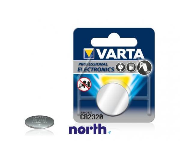 CR2320 | Bateria 3V 135mAh Varta,0