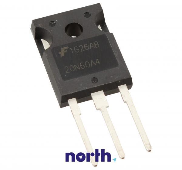 HGTG20N60A4 Tranzystor TO-247 (n-channel) 20V 70A 200kHz,0