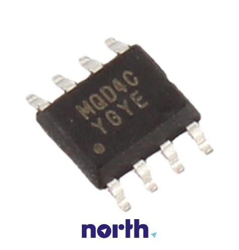 Mikroprocesor MC9S08QD4CSC,0