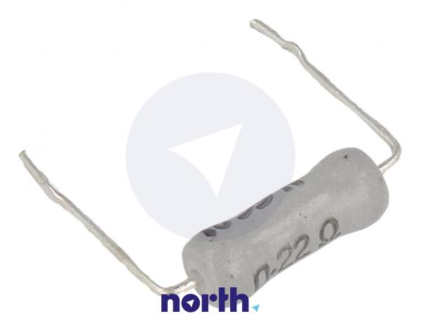 0.22R   2W   Rezystor metalizowany,1