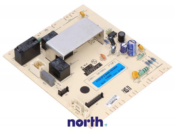 Moduł elektroniczny skonfigurowany do pralki 09200883,0