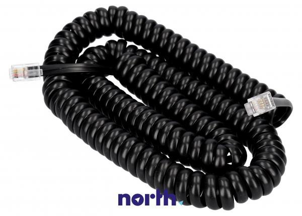Kabel 4P4C 4m (wtyk/ wtyk) standard,0