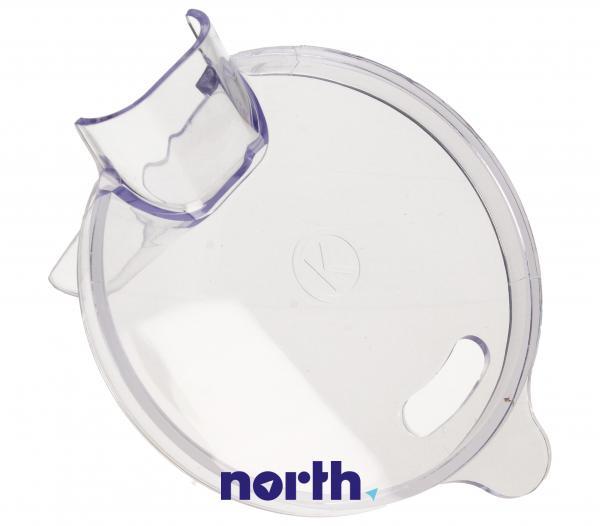 Przykrywka | Pokrywa z wlotem dzbanka na sok sokowirówki do robota kuchennego KW710666,0
